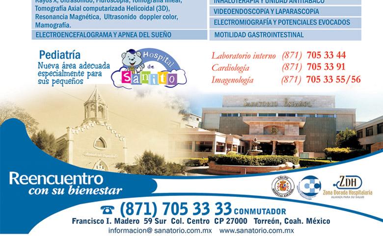 Sanatorio Español, Torreón   Mapio.net