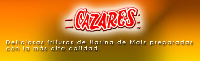 PRODUCTOS CAZARES / Sección Amarilla